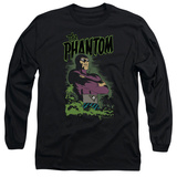 Long Sleeve: The Phantom- Jungle Protector T-shirts