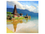 Bali Pura Ulun Danu Lake Temple Prints