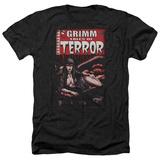 Zenoscope- Terror Cover T-Shirt