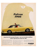 Ford 1966 Falcon Economy Champ Posters