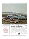 Ford 1964 Galaxie 500 5-Coats Prints