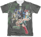 Astro Boy- Group Sublimated