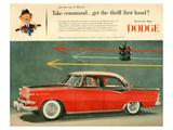 Dodge - Take Command Prints