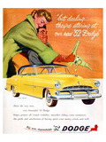 Big New Dependable 52 Dodge Posters