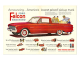 Ford 1960 Falcon Ranchero Poster