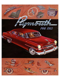 Chrysler Plymouth for 1953 Art
