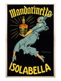 Dudovich-Mandarinetto Isolabella Poster af Dudovich