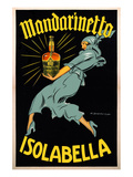 Dudovich-Mandarinetto Isolabella Posters by  Dudovich