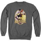 Crewneck Sweatshirt: JLA- Batgirl Bombshell T-shirts