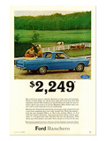 Ford 1966 Ford Ranchero Art