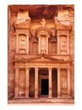 Ancient Al Khazneh Petra Jordan Poster