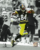 Antonio Brown 2014 Spotlight Action Photo