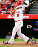 Albert Pujols 2014 Action Photo