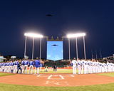 American League Championship Series: Toronto Blue Jays V. Kansas City Royals - Game One Photo by LG Patterson