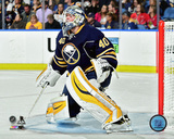Robin Lehner 2015-16 Action Photo