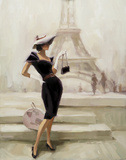 Love, From Paris Prints by Steve Henderson
