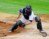 Brian McCann 2014 Action Photo
