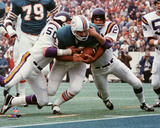 Larry Csonka Super Bowl VIII Action Photo