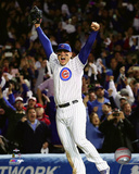 Anthony Rizzo celebrates winning Game 4 of the 2015 National League Division Series Photo