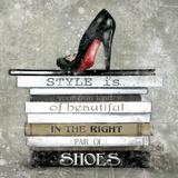 Style Is Posters av Carol Robinson