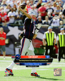 Tom Brady 400th Career Touchdown Pass September 27, 2015, in Foxborough, MA. Photo