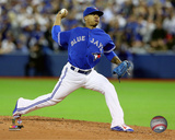 Marcus Stroman Game 5 of the 2015 American League Division Series Photo