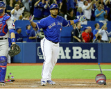 Edwin Encarnacion Home Run Game 5 of the 2015 American League Division Series Photo