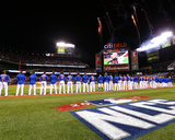 NL Championship Series: Chicago Cubs V. New York Mets Game One Photo by Alex Trautwig