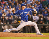 League Championship - Toronto Blue Jays v Kansas City Royals - Game One Photo by Rob Carr