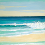 Sunny Seaside IV Posters by Marilyn Dunlap