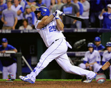 Kendrys Morales three-run Home Run Game 5 of the 2015 American League Division Series Photo