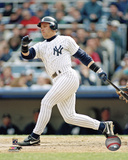 Jim Leyritz Action Photo