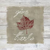 Give Thanks Prints by Carol Robinson