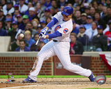 Anthony Rizzo hits a solo Home Run Game 4 of the 2015 National League Division Series Photo