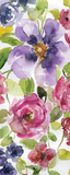 Watercolor Cascade II Posters by Carol Robinson