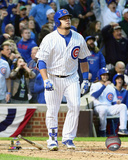 Kyle Schwarber hits a solo Home Run Game 4 of the 2015 National League Division Series Photo