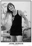 Jane Birkin- Paris 1970 Láminas