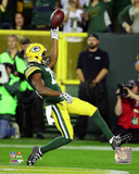 Randall Cobb 2015 Action Photo