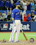 Jose Bautista three-run Home Run Game 5 of the 2015 American League Division Series Photo