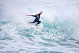 Rip Curl pro Bells Beach Surfing Photographic Print by Kelly Cestari