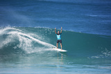 Billabong Pipe Masters Photographic Print by Kirstin Scholtz