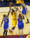 2015 NBA Finals- Game Three Photographic Print by Gregory Shamus