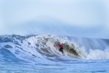 Moche Rip Curl pro Portugal Surfing Photographic Print by Damien Poullenot