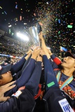 2009 World Baseball Classic - Game 3, Final Round, Japan V Korea Photographic Print by Rich Pilling