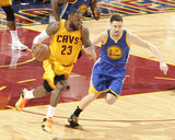 2015 NBA Finals - Game Three Photo by David Kyle