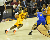 2015 NBA Finals - Game Three Photographic Print by Jesse D Garrabrant