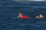 Fiji pro Surfing Photographic Print by Kirstin Scholtz