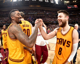 2015 NBA Finals - Game Three Foto af Andrew D Bernstein