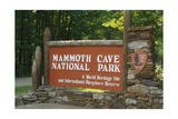 Mammoth Cave, Kentucky - Entrance Posters by  Lantern Press