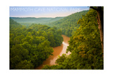 Mammoth Cave, Kentucky - River Scene Posters by  Lantern Press